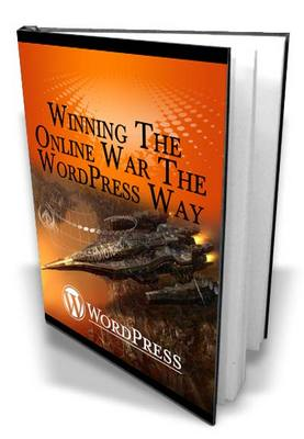 Product picture Winning The Online War The Wordpress Way