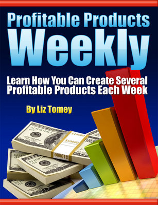 Product picture Profitable Products Weekly